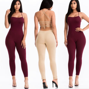 Bad Girl Jumpsuit