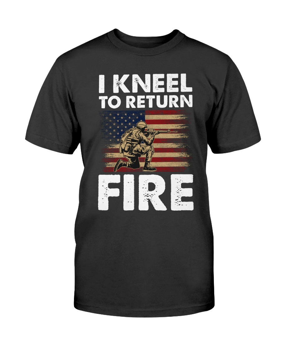I KNEEL TO RETURN FIRE - U Shop V Ship