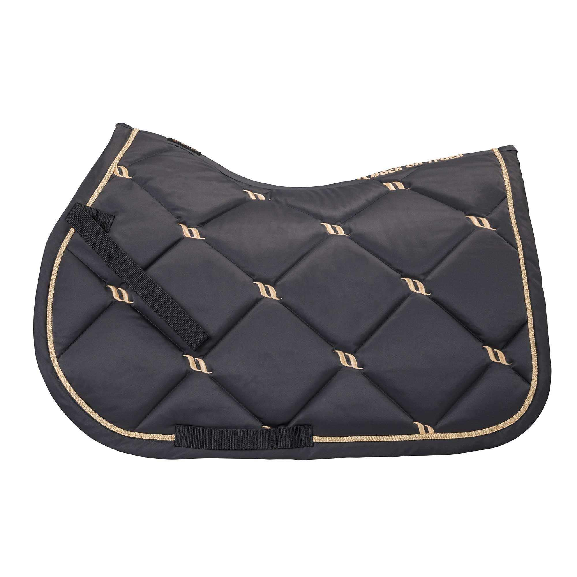 Nights Collection Saddle Pad Jumping Graphite