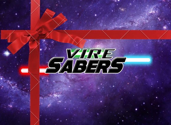Vire Sabers E-Gift Card