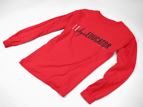 II Dope Educator | Long sleeve