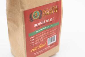 Old Judge Coffee: Heritage Roast (Medium Roast, Ground)