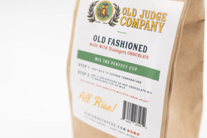 Old Judge Hot Chocolate: Old Fashioned