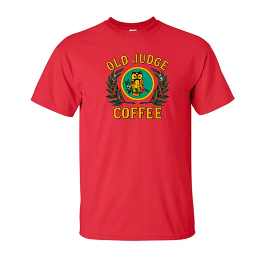 Big Red Old Judge Soft Tee
