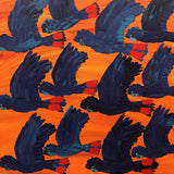 Black Cockatoos - 2009 - SOLD