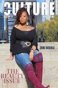 Issue 3: The Beauty Issue