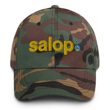 Load image into Gallery viewer, Salop Dad Hat (Yellow)