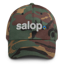 Load image into Gallery viewer, Salop Dad Hat (White)