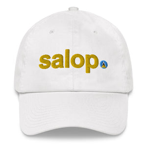 Salop Dad Hat (Yellow)
