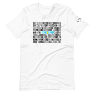 St.Lucia Area (White) T-Shirt