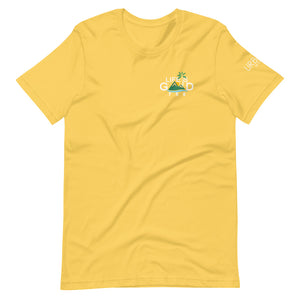 """LIFE IS GOOD"" T-Shirt"