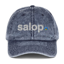 Load image into Gallery viewer, Salop Vintage Cap