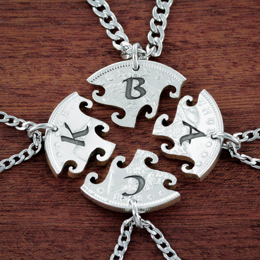 Couples And Best Friends Necklaces