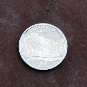 Silver Quarter upgrade, Use this as your Cut Coin!
