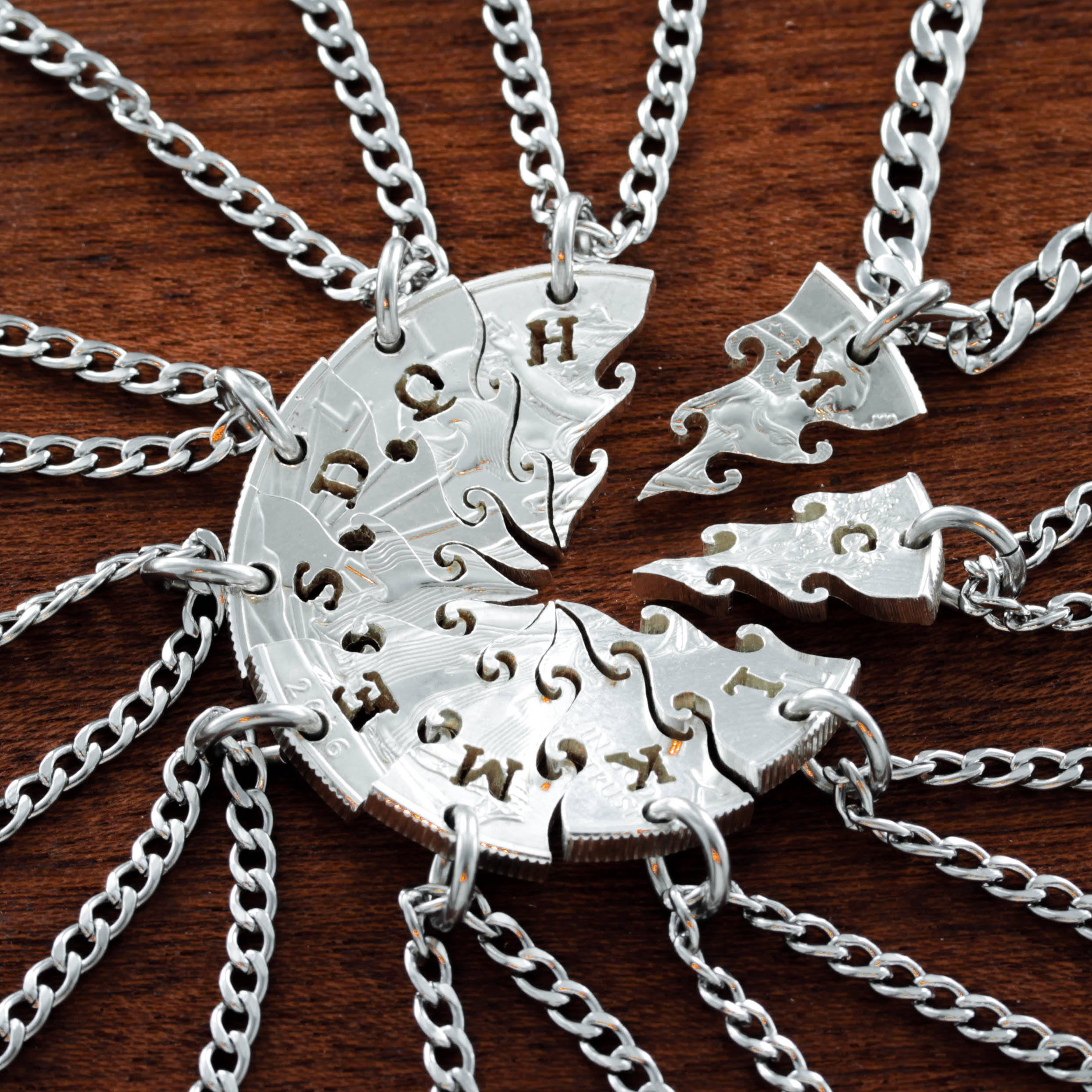 jewelry dollar silver chains free morgan treasures silvertone real american coin overstock shipping product today watches necklace