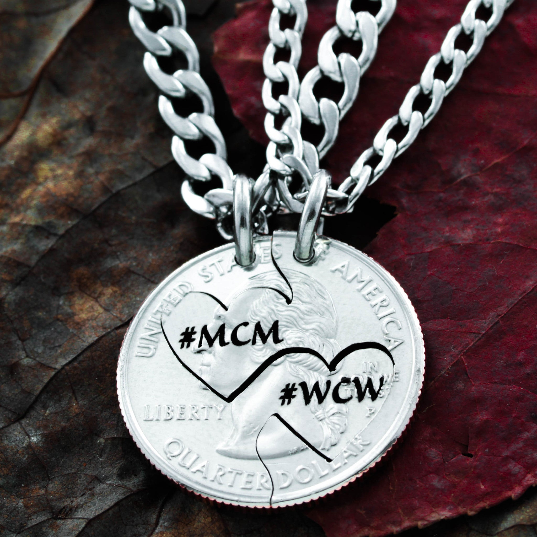 of and namecoins custom cut hand wcm family copy collections wcw couples mcm names pendant products engraved necklaces double heart