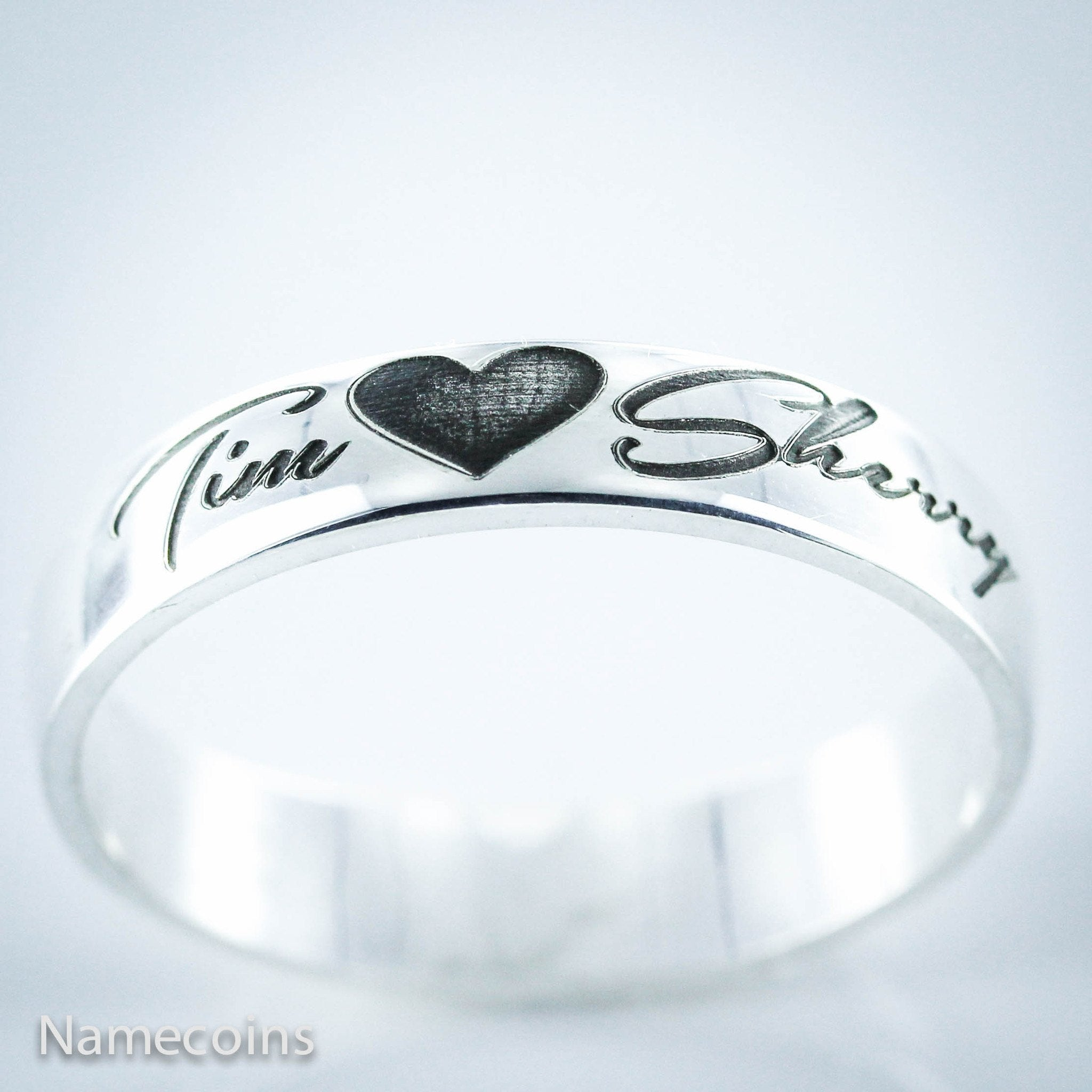 fair word name jewelry winds product phrase rings wedding commitment ring of custom