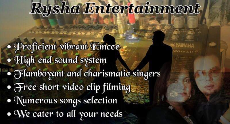 Rysha Entertainment