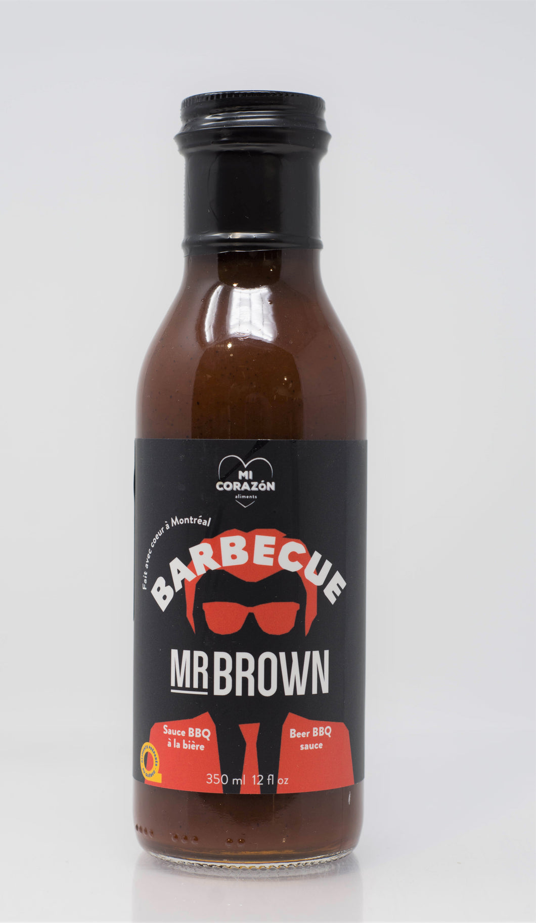 Sauce barbecue MR.BROWN