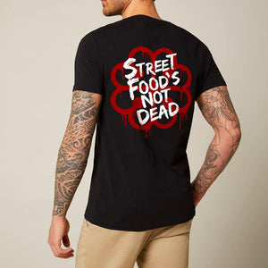 T-Shirt STREET FOOD'S NOT DEAD