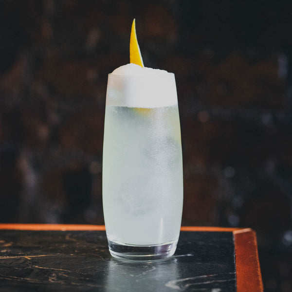 Grain Fizz Cocktail by East Imperial