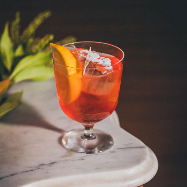 Roselle Cup Cocktail by East Imperial