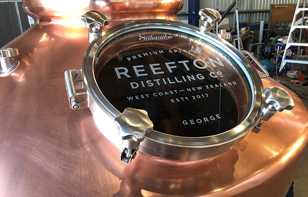 Reefton Distilling