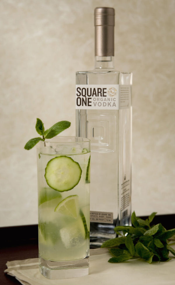 Square One Organic Spirits