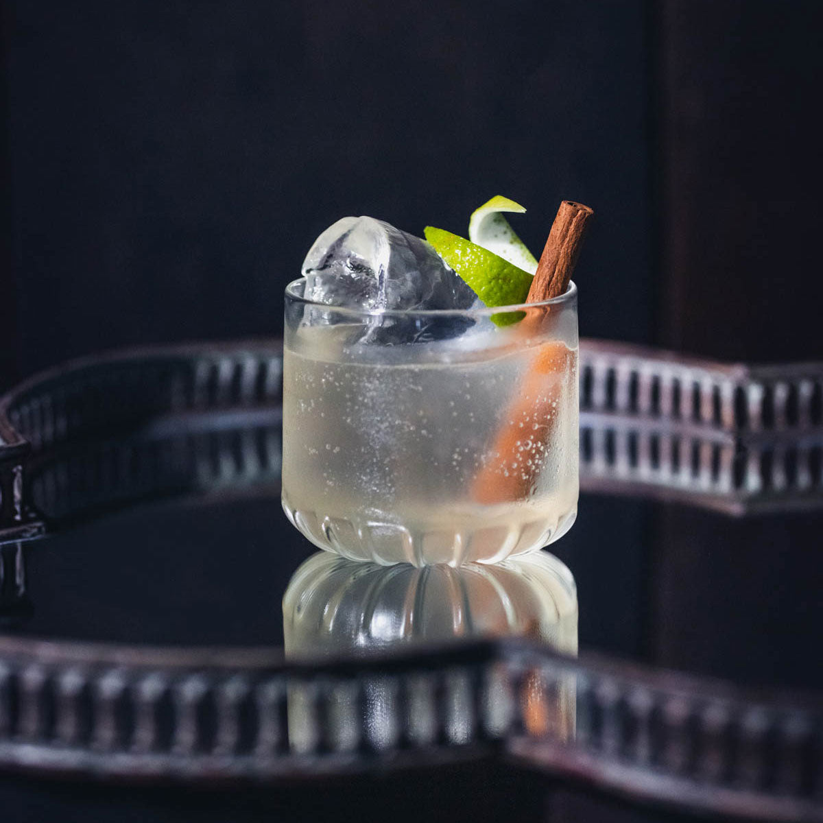 Molé Punch Cocktail by East Imperial
