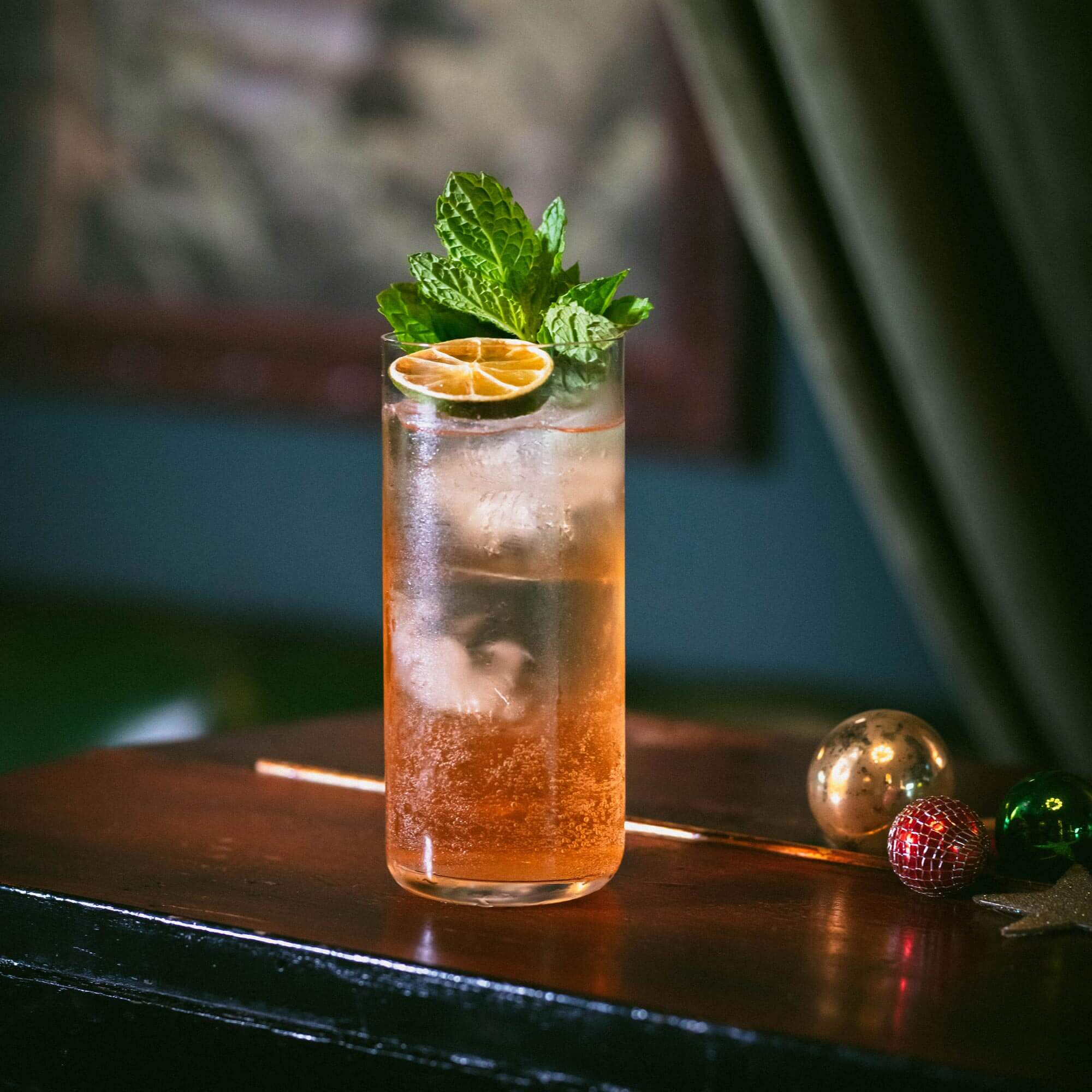 East Imperial Shilling Collins Cocktail Recipe