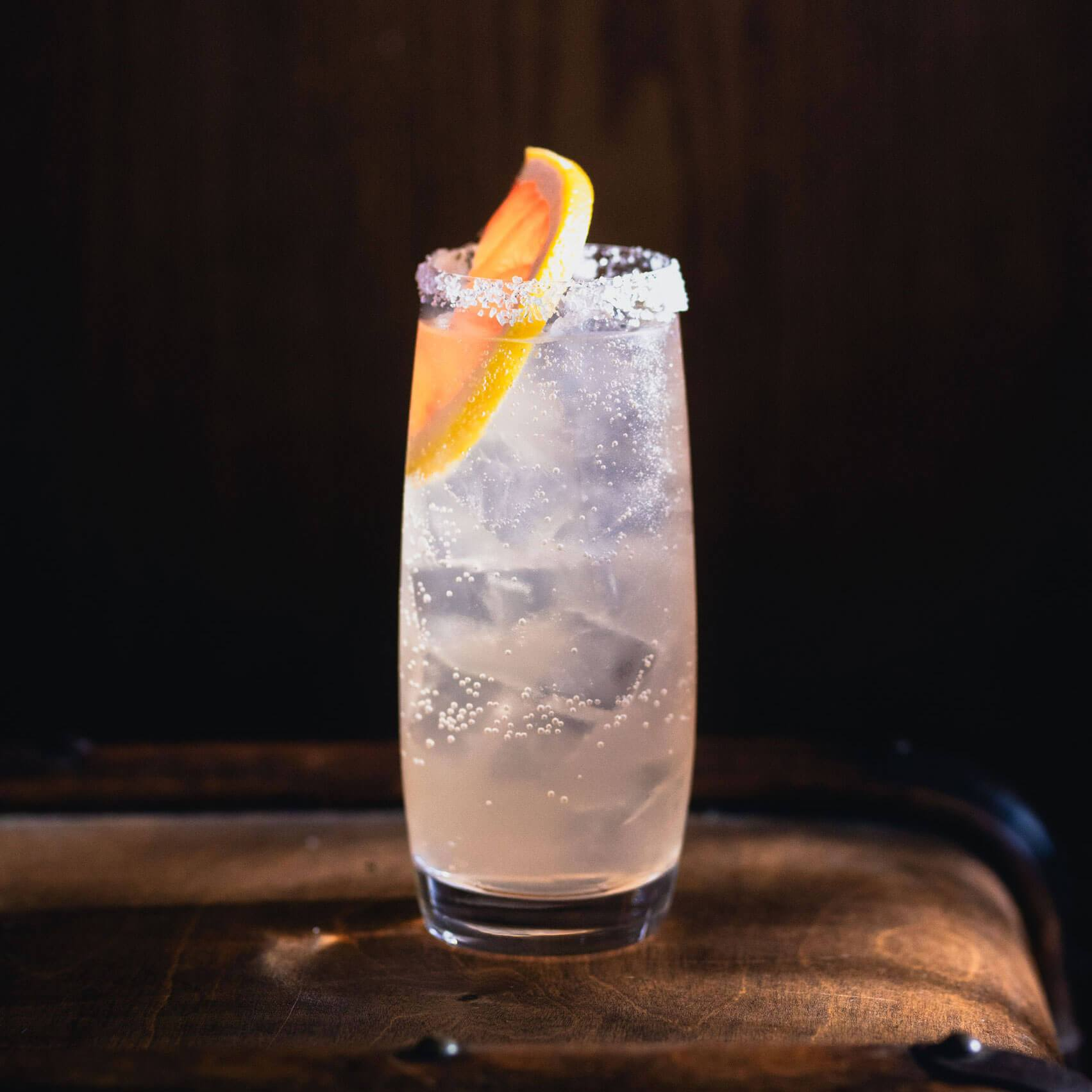 Dusty Dove Cocktail by East Imperial