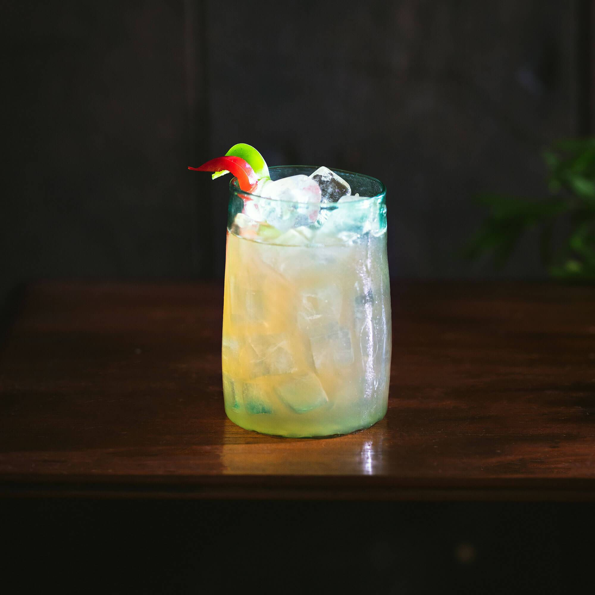 Masala Soda Cocktail by East Imperial