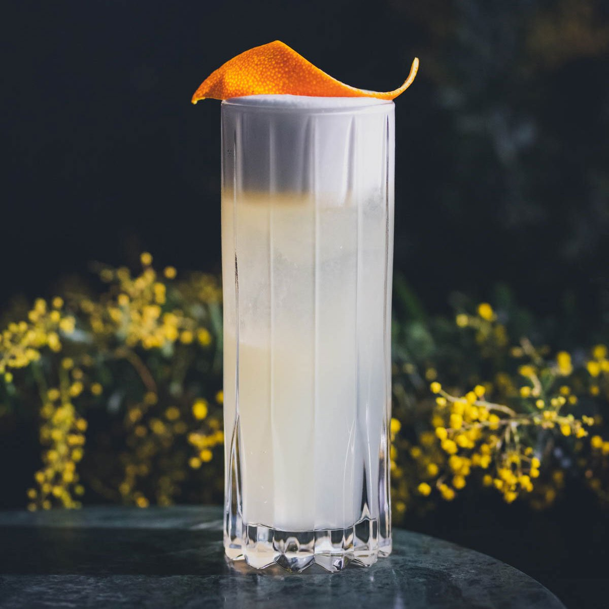 Morning Glory Fizz Cocktail by East Imperial