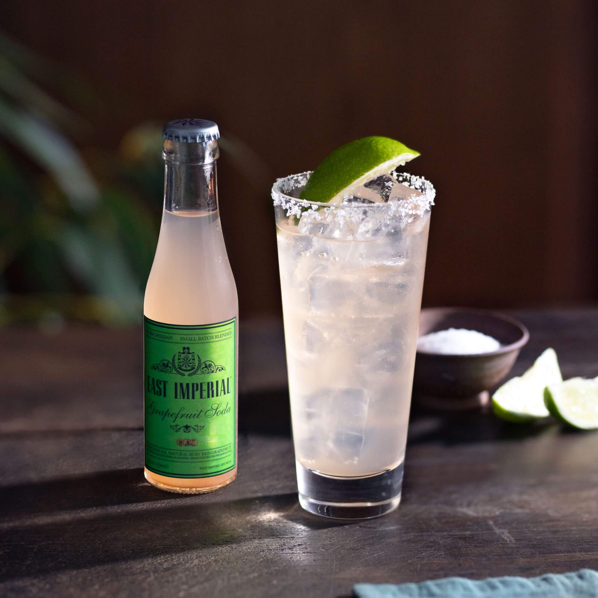 Paloma Cocktail by East Imperial