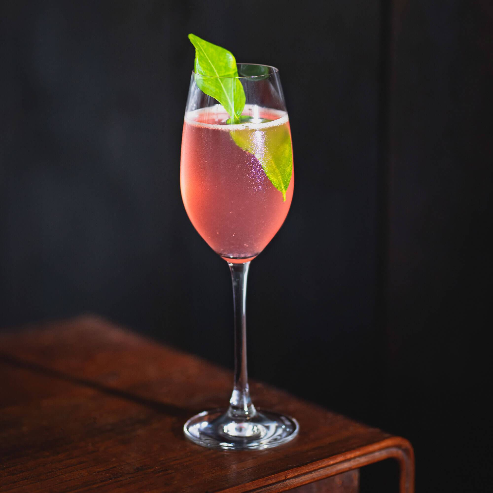 Pomme Fizz Cocktail by East Imperial