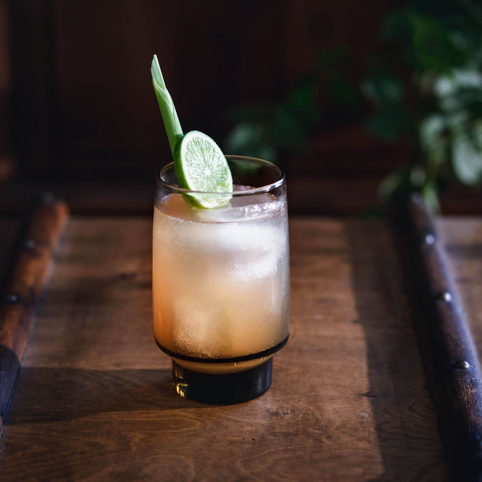 Santiago Sling Cocktail by East Imperial
