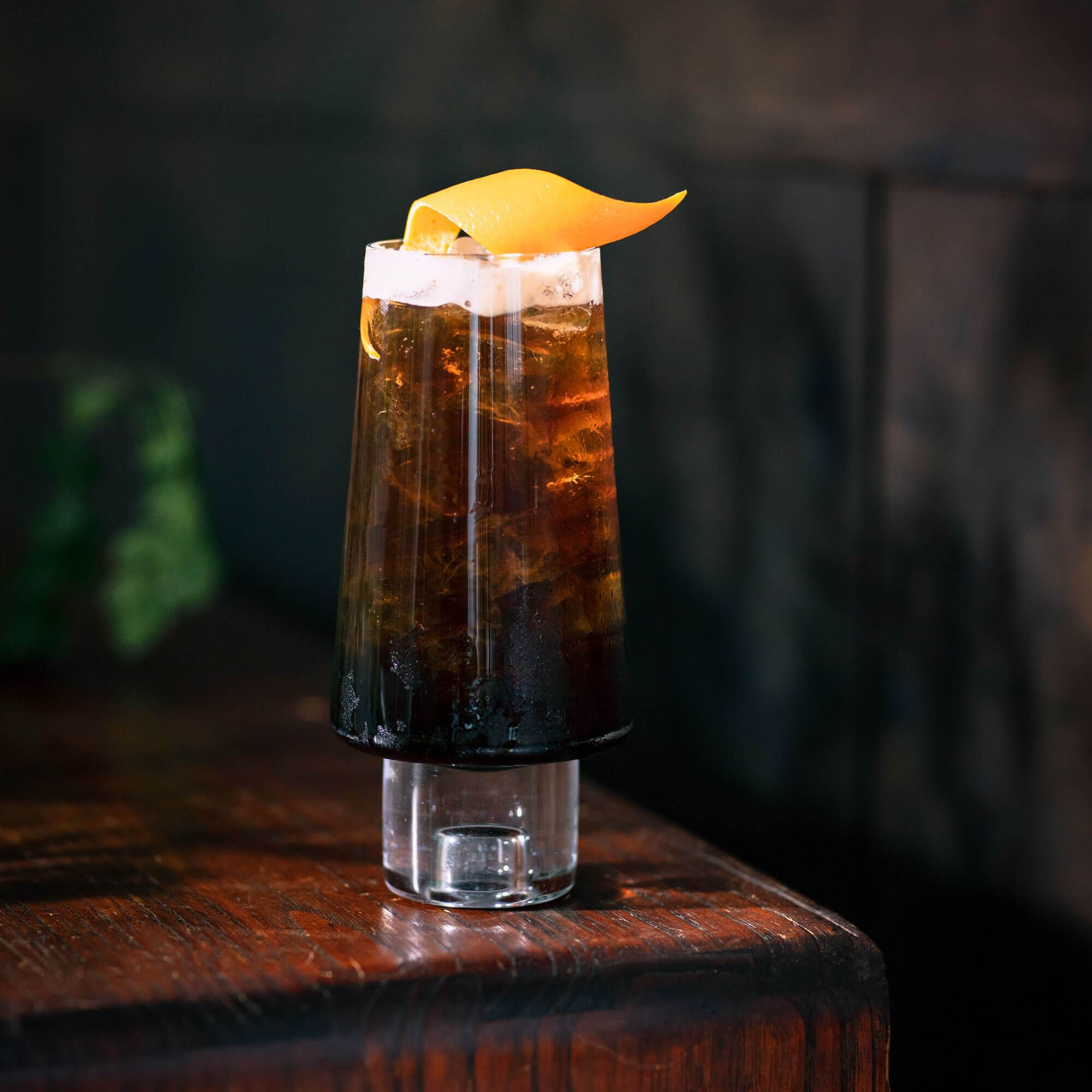Turbo Tonic Cocktail by East Imperial