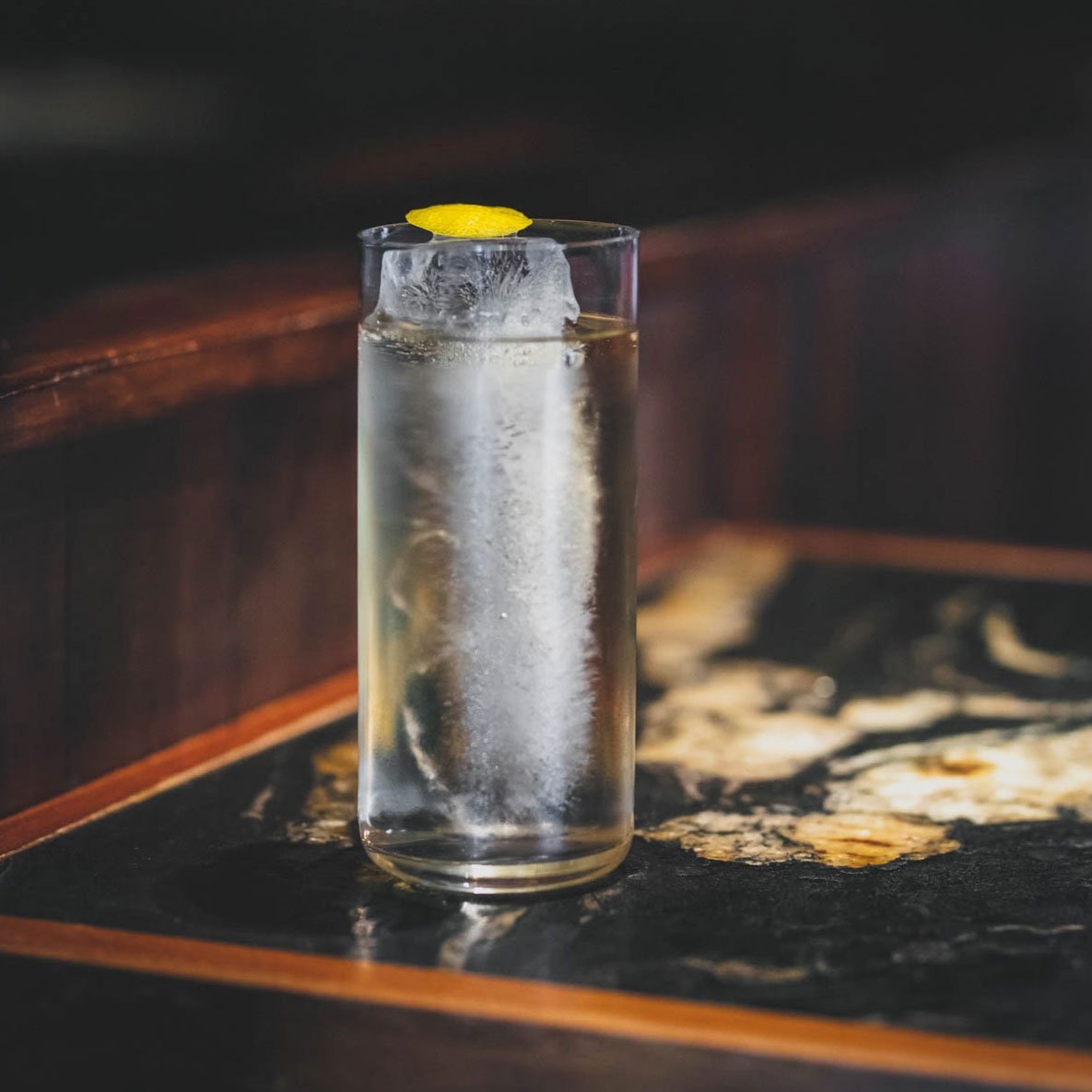 Whisky Highball Cocktail by East Imperial