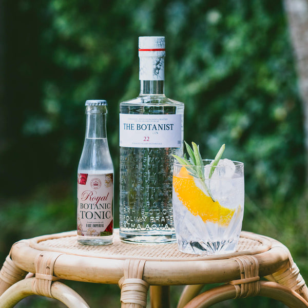 The Botanist Gin & Royal Botanic Tonic