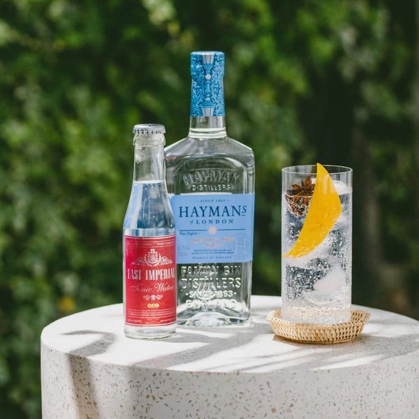 Hayman's London Dry Gin & Tonic Water