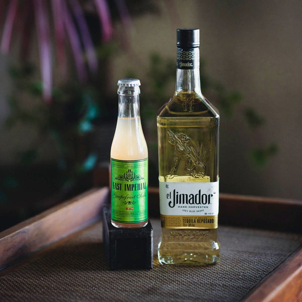 Pairing Bundle - El Jimador Reposado and Grapefruit Soda