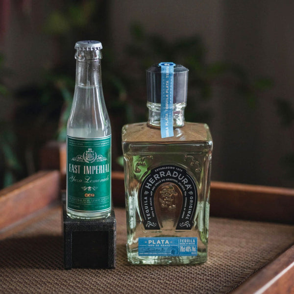 Pairing Bundle - Herradura Plata and Yuzu Lemonade