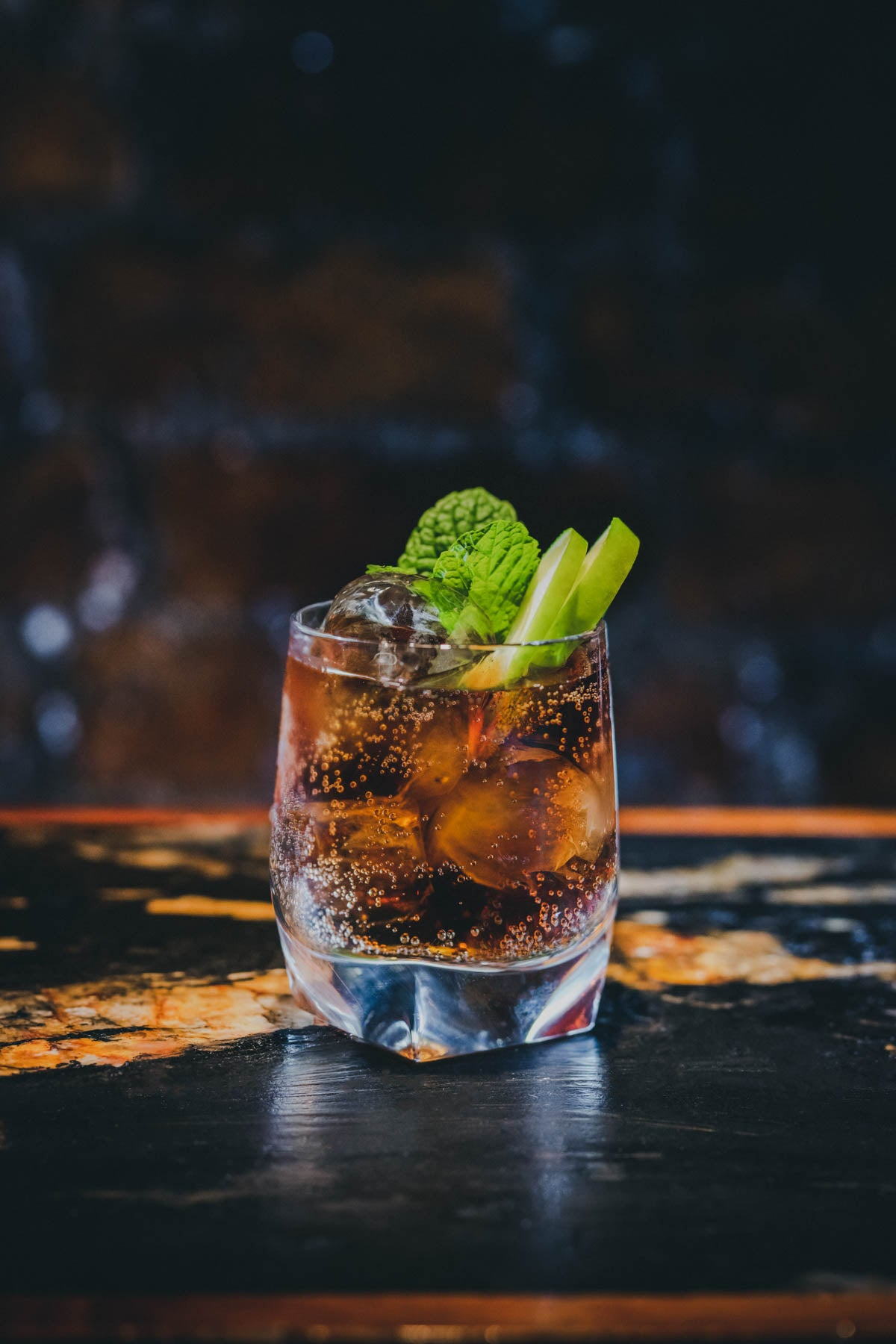 Our favourite Rum and Cola Recipe - the Kola Kup