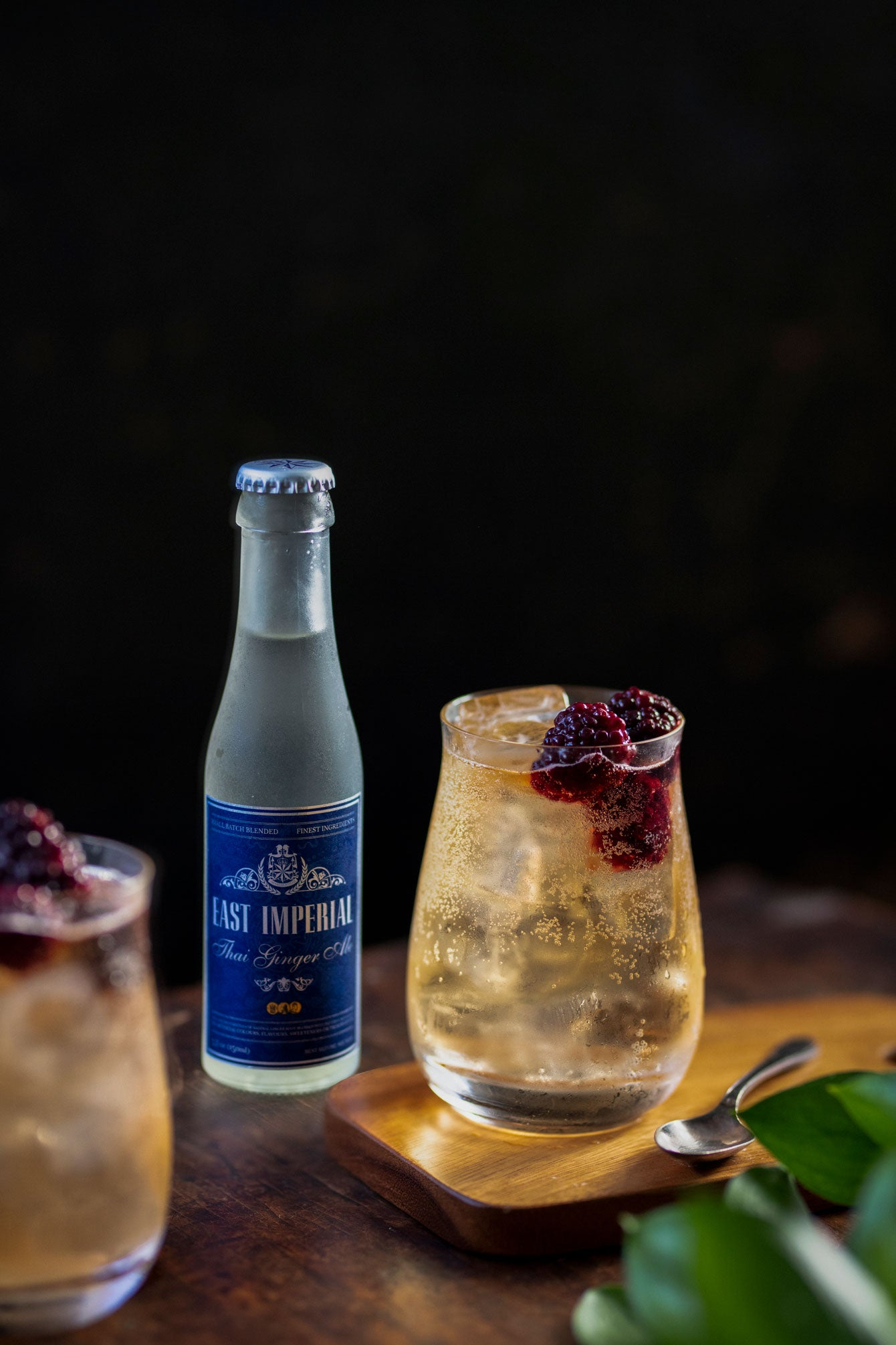 Our favourite Whiskey and Ginger Ale Recipe - the September Buck