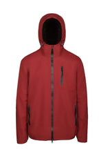 Afbeelding in Gallery-weergave laden, RainForce jacket, regenjack van Scippis in rood