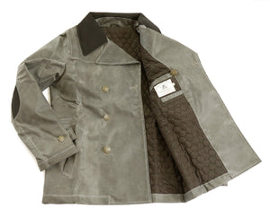 Doppelreiher- South Coast Jacket in grau in M und L - OUT OF AUSTRALIA | Kakadu Traders Australia