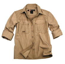 Afbeelding in Gallery-weergave laden, Safari | Western | Outdoor Damenbluse- Shirt Clovelly - OUT OF AUSTRALIA | Kakadu Traders Australia