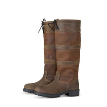 Afbeelding in Gallery-weergave laden, TIVANO COUNTRY BOOTS IN BROWN