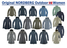 Afbeelding in Gallery-weergave laden, Nordberg Softshell Jassen Irene dames in navy