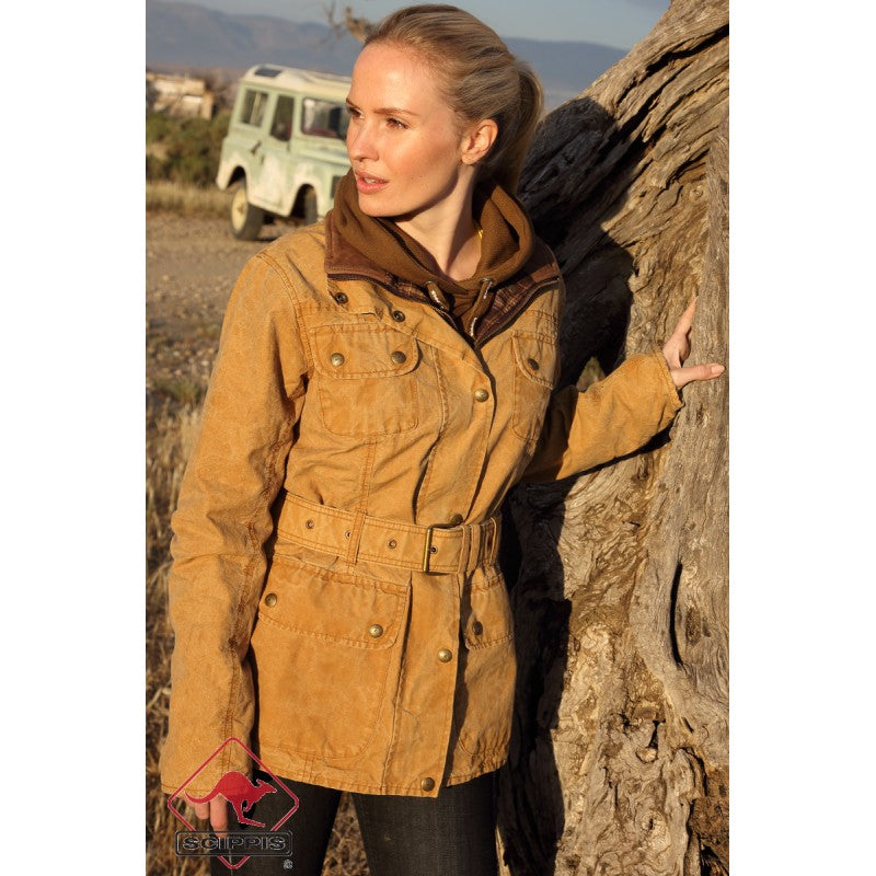 SUSSEX CLASSIC SAFARI JACKET